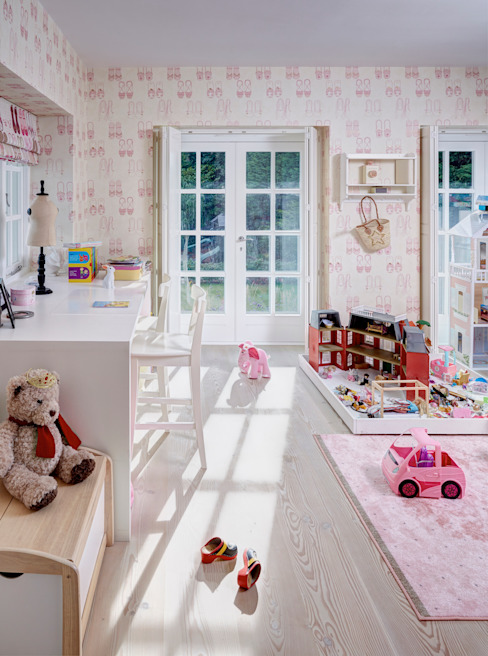 Kid's Bedroom Детская комната в стиле модерн от homify Модерн