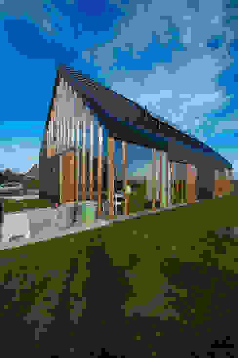 Casas  por Zwarthout Shou Sugi Ban,