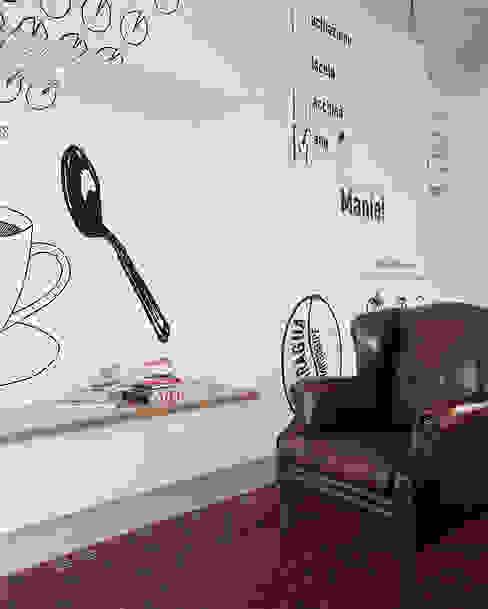 Zitnis Moderne bars & clubs van ontwerpplek, interieurarchitectuur Modern