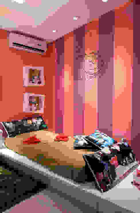 Apartamento Bela Vista 02 Quarto infantil moderno por Francisco Humberto Franck Moderno
