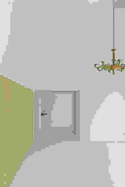Dom w Lublińcu 2 Dyrda Fikus Architekci Nowoczesny salon