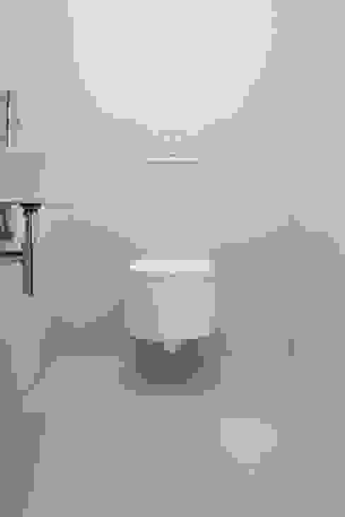 Dom w Lublińcu 2 Nowoczesna łazienka od Dyrda Fikus Architekci Nowoczesny