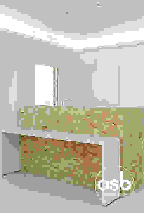 Cocinas de estilo minimalista de osb arquitectos Minimalista