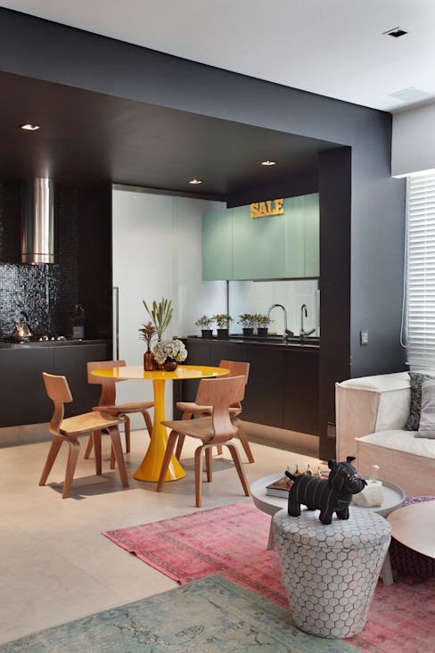 Kitchen by Studio ro+ca,