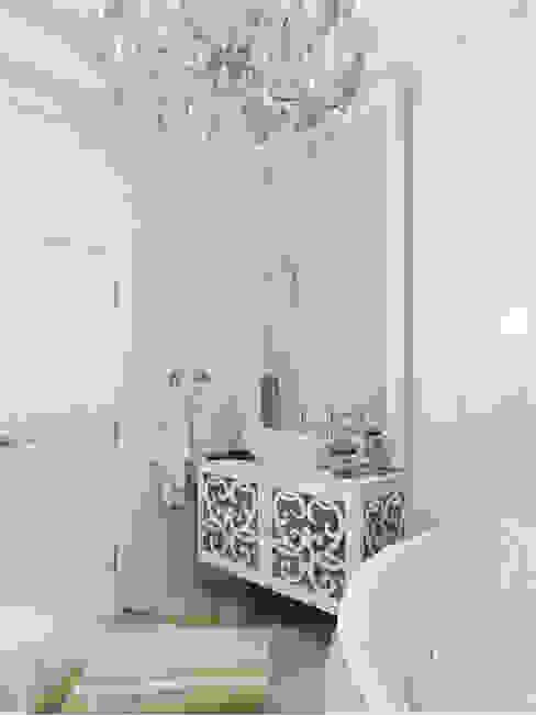Phòng tắm phong cách chiết trung bởi Студия дизайна интерьера Маши Марченко Chiết trung