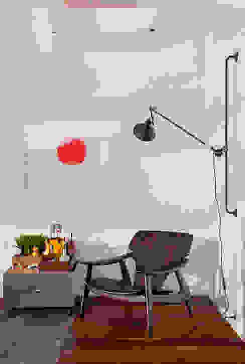 Salones de estilo clásico de Studio ro+ca Clásico