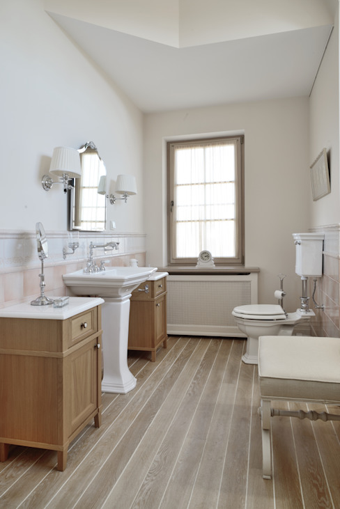 Classic style bathroom by ANIMA Classic