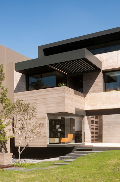 ML Residence من Gantous Arquitectos حداثي