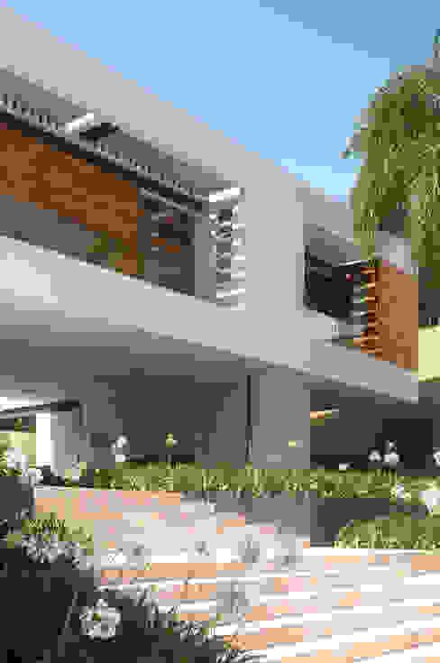 Gantous Arquitectos Moderner Balkon, Veranda & Terrasse
