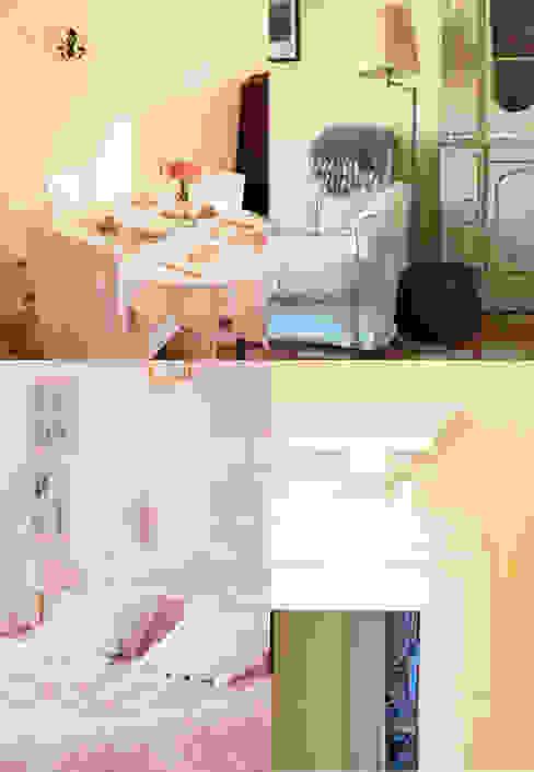 palette colori Finestre & Porte in stile classico di Cinzia Corbetta Classico