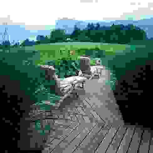 Taman Gaya Country Oleh Ecologic City Garden - Paul Marie Creation Country