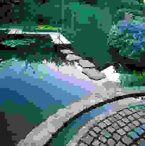 Piscinas campestres por Ecologic City Garden - Paul Marie Creation Campestre