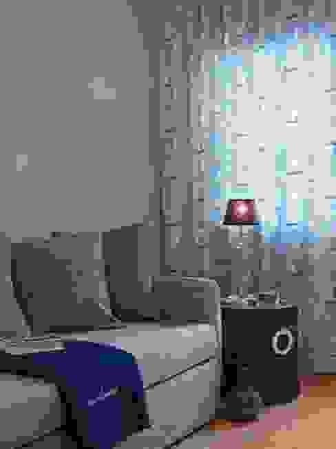 Apartament na Mazurach Klasyczny salon od BBHome Design Klasyczny