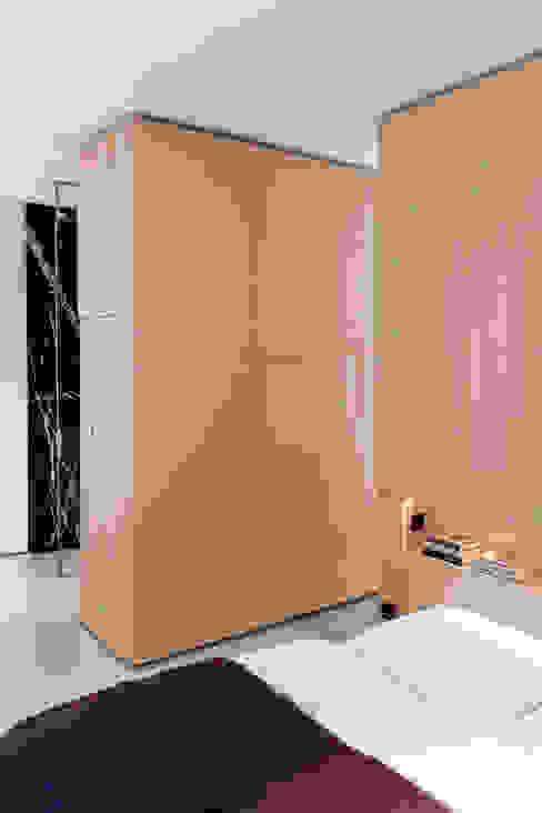 Minimalistische Schlafzimmer von homify Minimalistisch