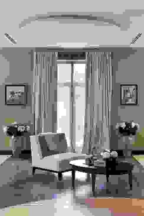 Salas de estilo moderno de ANIMA Moderno