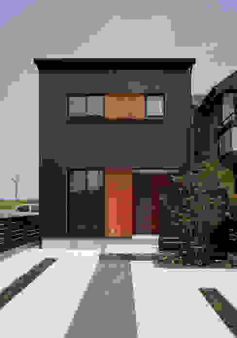 根據 芦田成人建築設計事務所 隨意取材風