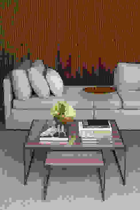 Triplex Arquitetura Living roomSofas & armchairs