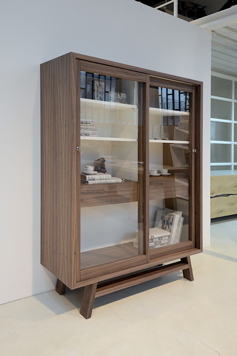 showcase mod. AMBRA Frigerio Paolo & C. Dining roomDressers & sideboards