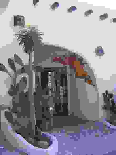 Rumah Gaya Mediteran Oleh Cenquizqui Mediteran