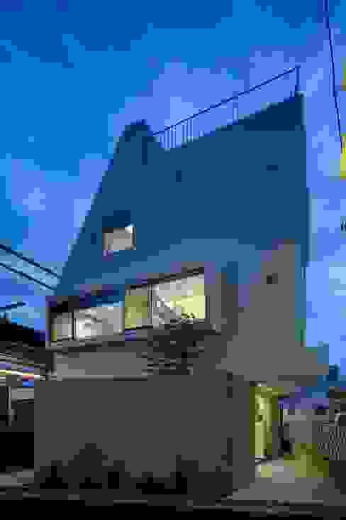 仲摩邦彦建築設計事務所 / Nakama Kunihiko Architects บ้านและที่อยู่อาศัย
