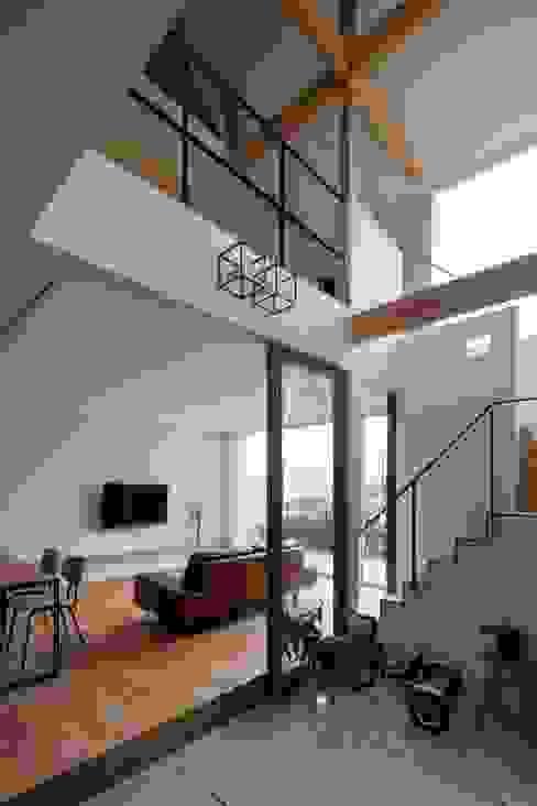 生駒の家 House in Ikoma: arbolが手掛けた和室です。,モダン