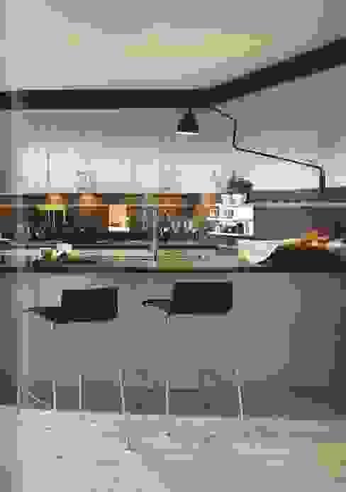 Modern style kitchen by Eiland de Wild Keukens Modern