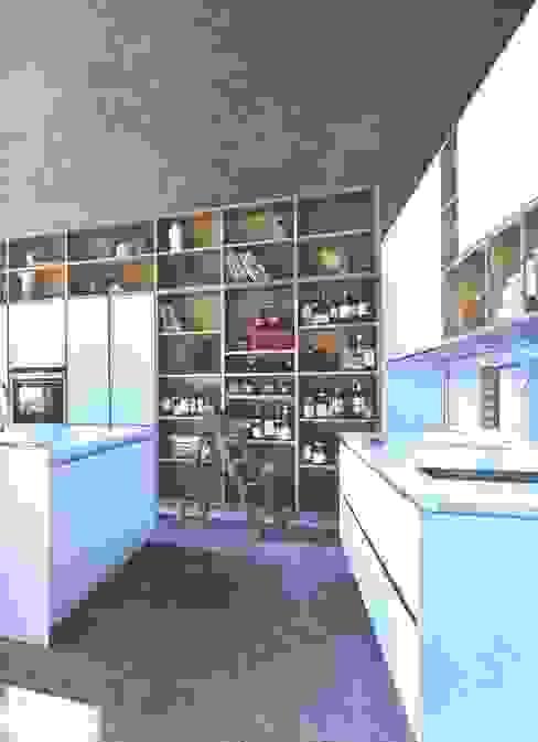 Projekty,  Kuchnia zaprojektowane przez Eiland de Wild Keukens, Nowoczesny