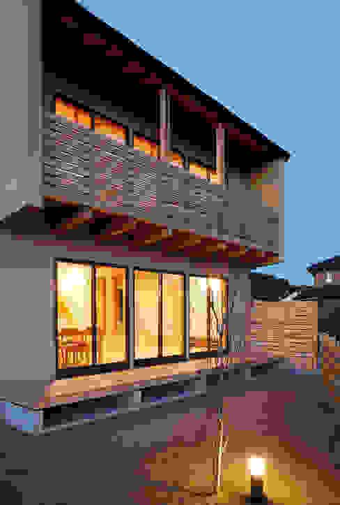 منازل تنفيذ 芦田成人建築設計事務所