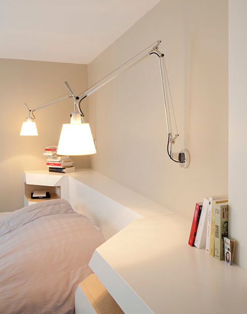 Dormitorios modernos: Ideas, imágenes y decoración de ATELIER FB Moderno