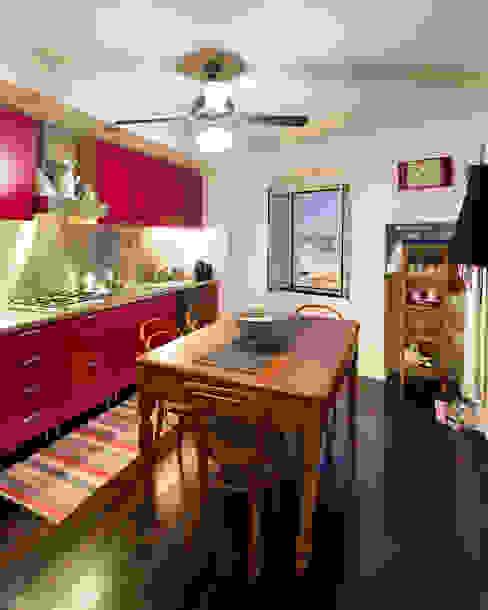 CASA BL CONVERSANO BARI Studio Bugna Cucina moderna