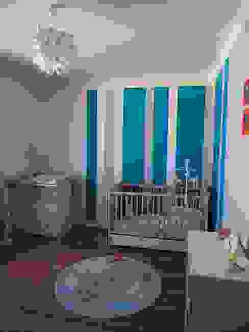Modern Çocuk Odası agence MGA architecte DPLG Modern