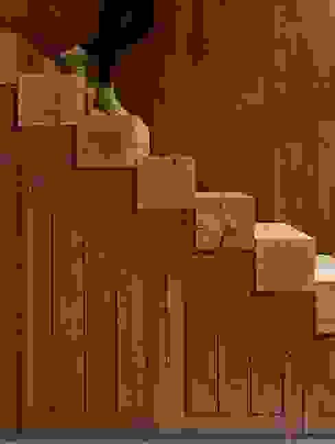 Couloir et hall d'entrée de style  par Masif Panel Çözümleri - Serender Ahşap Dekorasyon, Moderne