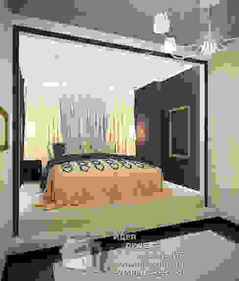 Дизайн интерьера спальни в светлых тонах Спальня в стиле минимализм от Бюро домашних интерьеров Минимализм