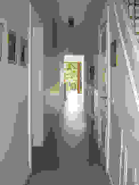 gang Eclectische gangen, hallen & trappenhuizen van Boks architectuur Eclectisch