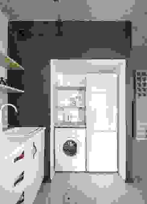 Nhà bếp phong cách chiết trung bởi INT2architecture Chiết trung