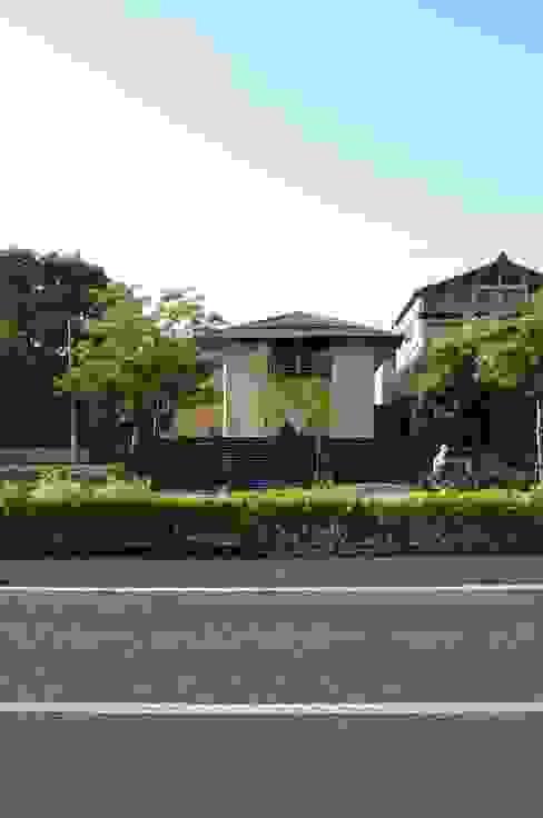 長森の家 日本家屋・アジアの家 の ELEPHANTdesign 和風