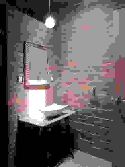 Industrial style bathroom by Constructora e Inmobiliaria Catarsis Industrial