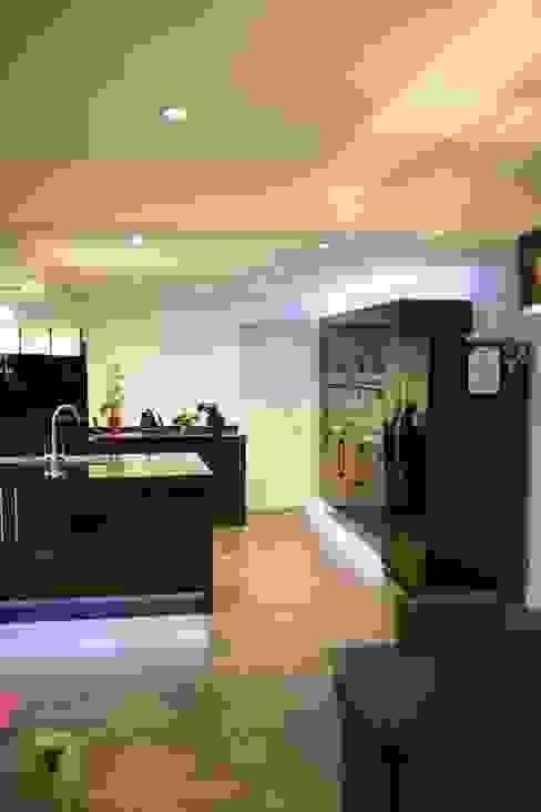 Juniper Avenue Modern kitchen by PARKdesigned Architects Modern
