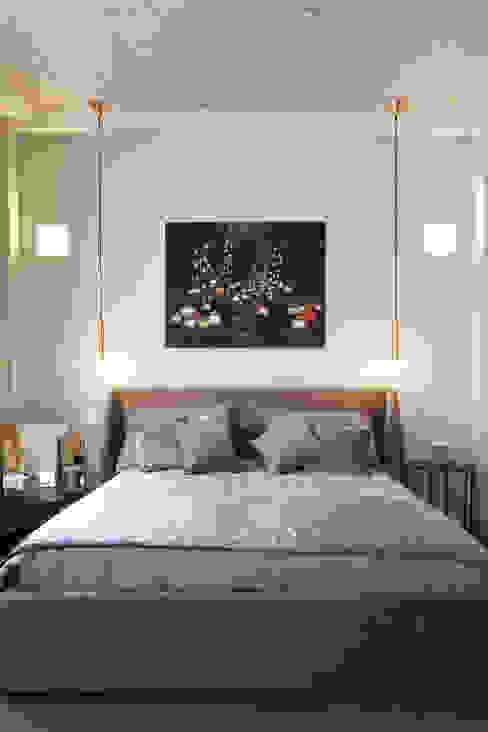 غرفة نوم تنفيذ Studio Andrea Castrignano, كلاسيكي
