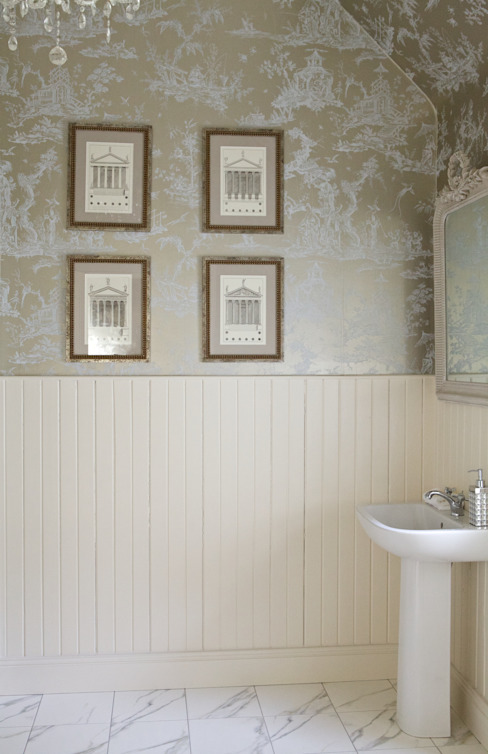 Guest Bathroom adam mcnee ltd Klasik