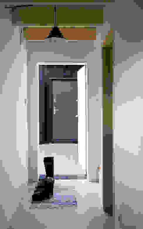 Scandinavische gangen, hallen & trappenhuizen van Magdalena Zawada Scandinavisch