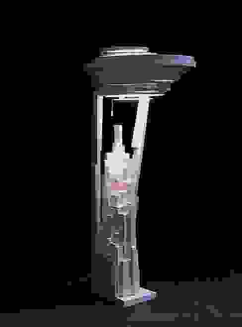 Bureaulamp  (XVI): modern  door atelier De Zondagse Kamer, Modern
