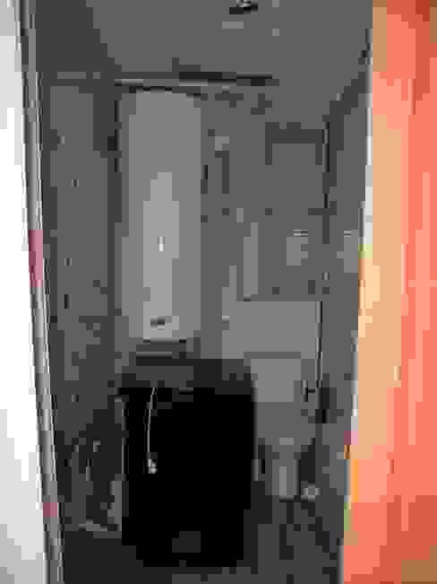 Eclectische badkamers van Studio Pan Eclectisch