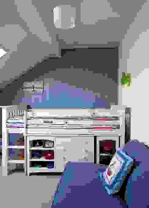 de estilo  por Jude Burrows Interior Design, Ecléctico
