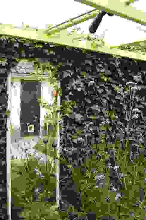 Mini patio tuin Wijk bij Duurstede:  Tuin door Mocking Hoveniers,