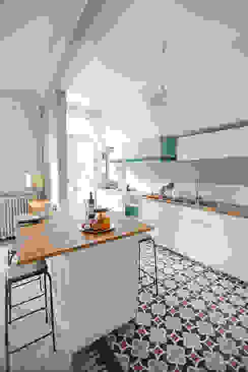 Kitchen by Marie Dumora, Minimalist