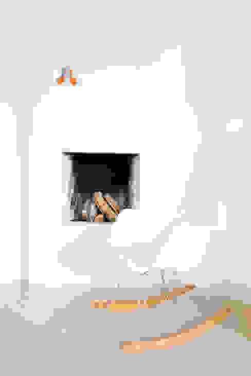 Livings de estilo moderno de ontwerpplek, interieurarchitectuur Moderno