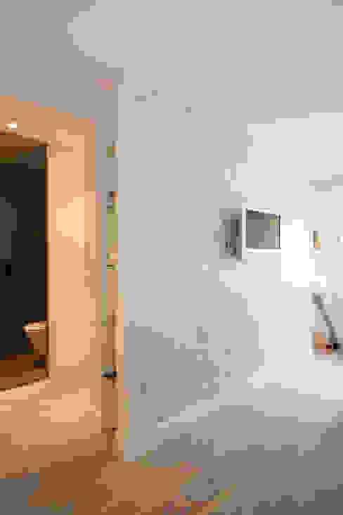 Habitaciones modernas de ontwerpplek, interieurarchitectuur Moderno