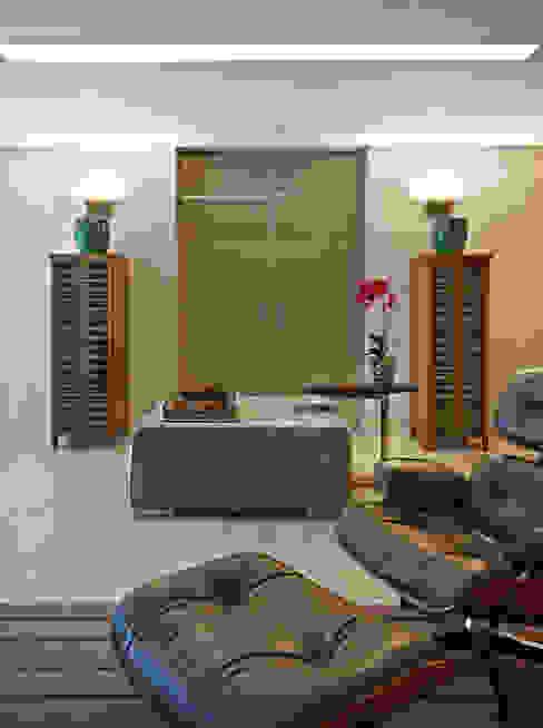 Salas / recibidores de estilo  por Gláucia Britto