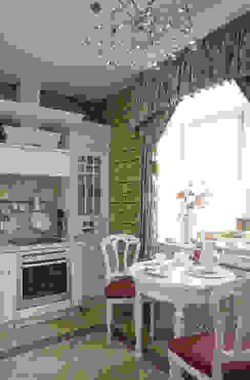 ул. Маршала Тимошенко Кухня в колониальном стиле от Prosperity Колониальный